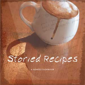 Stories Recipes book cover
