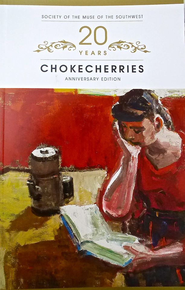 Chokecherries book cover